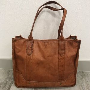 Frye Madison Shopper Tote Bag